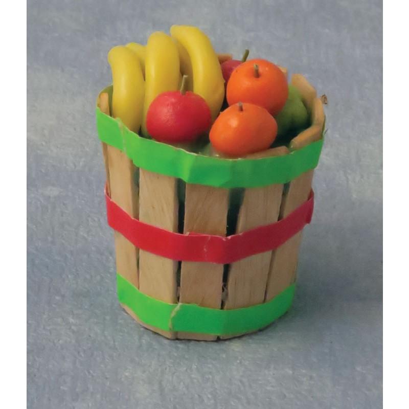 Babettes Miniaturen Fruit Basket