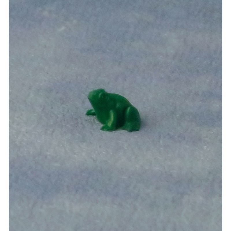 Babettes Miniaturen Large Frog pk6