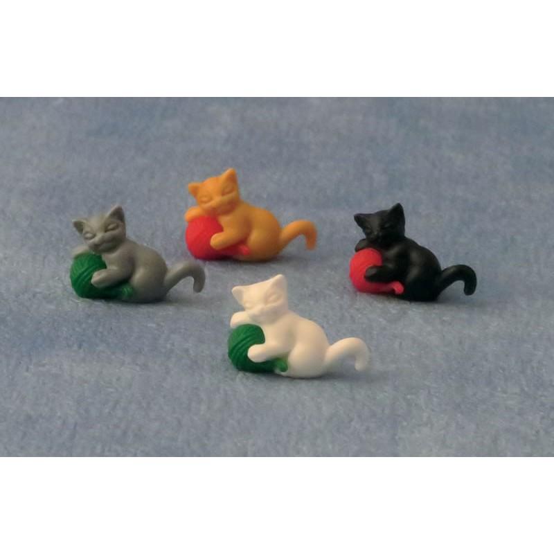 Babettes Miniaturen Kittens & Wool pk4