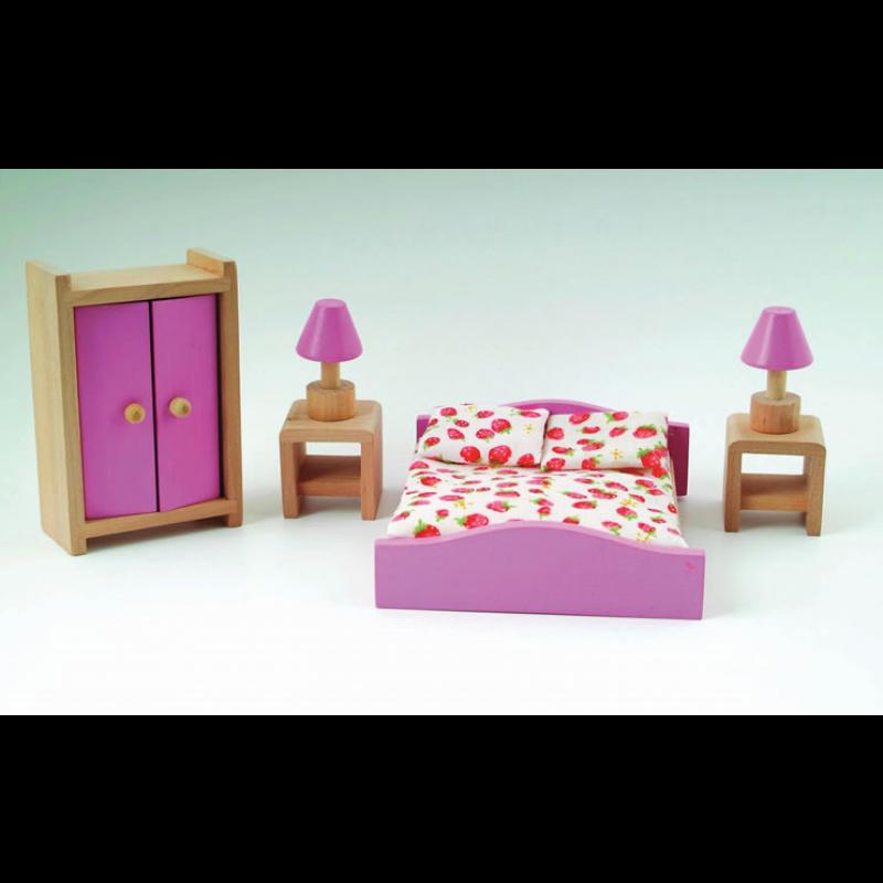 Pink  Bedroom Set