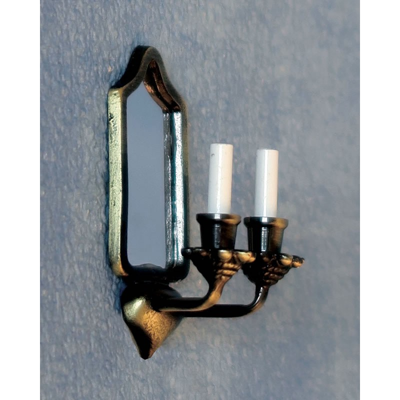 Streets Ahead Mirrored Wall Candle