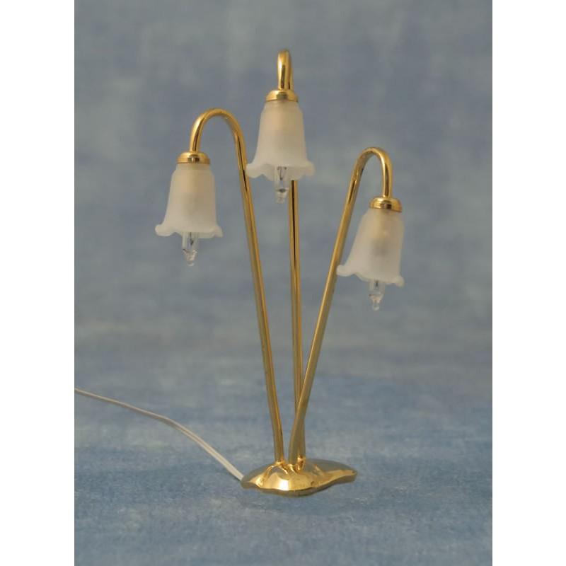 Babettes Miniaturen Standing Lamp 3 lights
