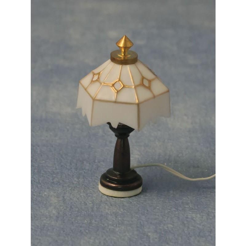 Babettes Miniaturen Table Tiffany Lamp
