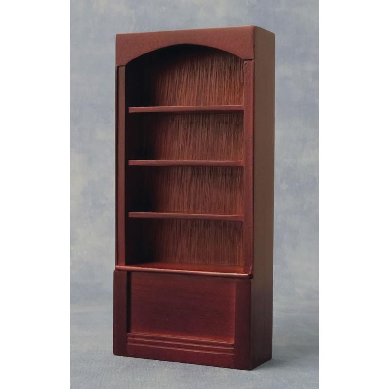 Babettes Miniaturen Shelf Mahogany
