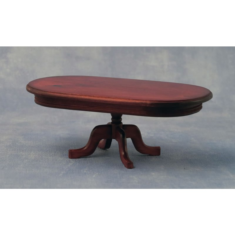 Babettes Miniaturen Oval Table