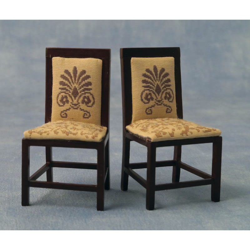 Babettes Miniaturen Dining Chair 2pcs