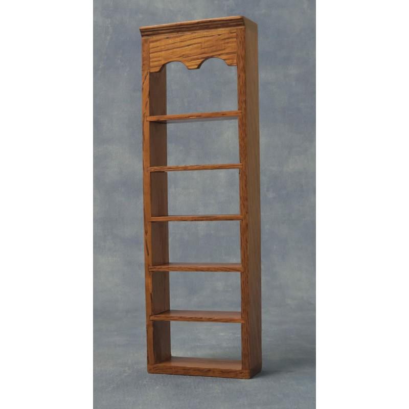 Babettes Miniaturen Oak Shelves Narrow