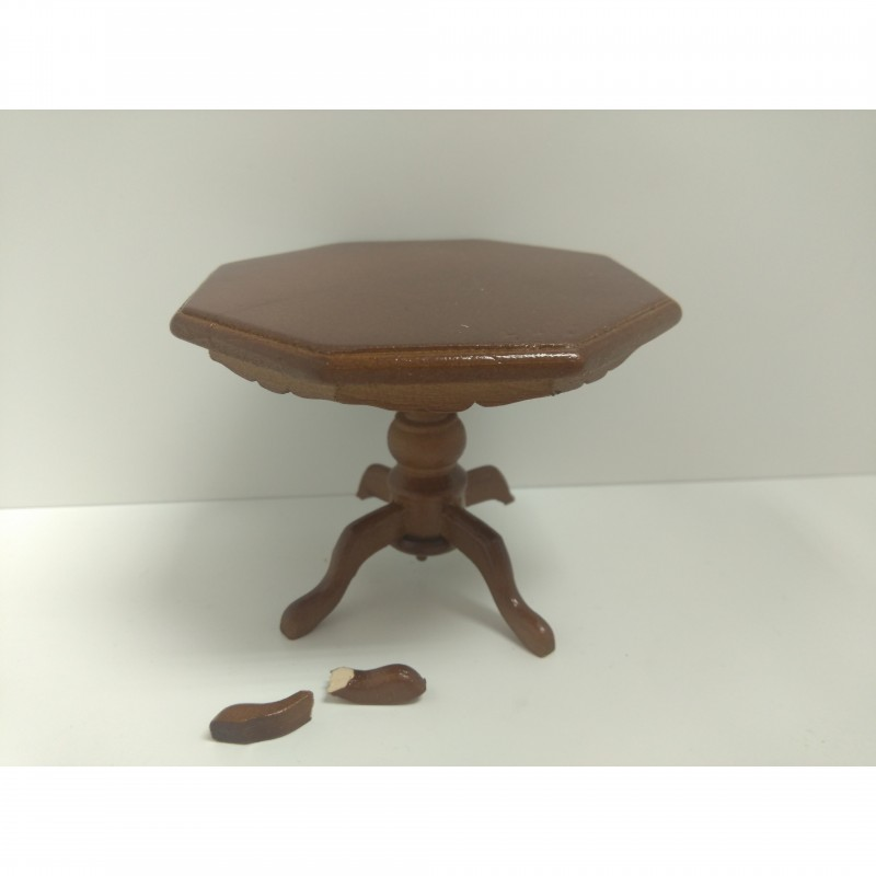Babettes Miniaturen Dining Table  ***SECONDS***