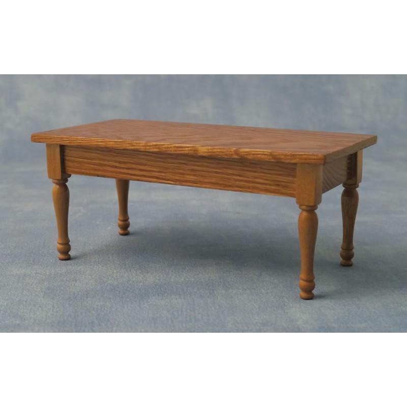Babettes Miniaturen Kitchen Table Oak
