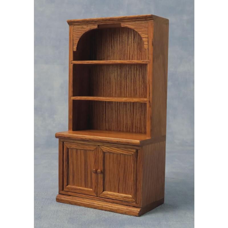 Babettes Miniaturen Oak cabinet