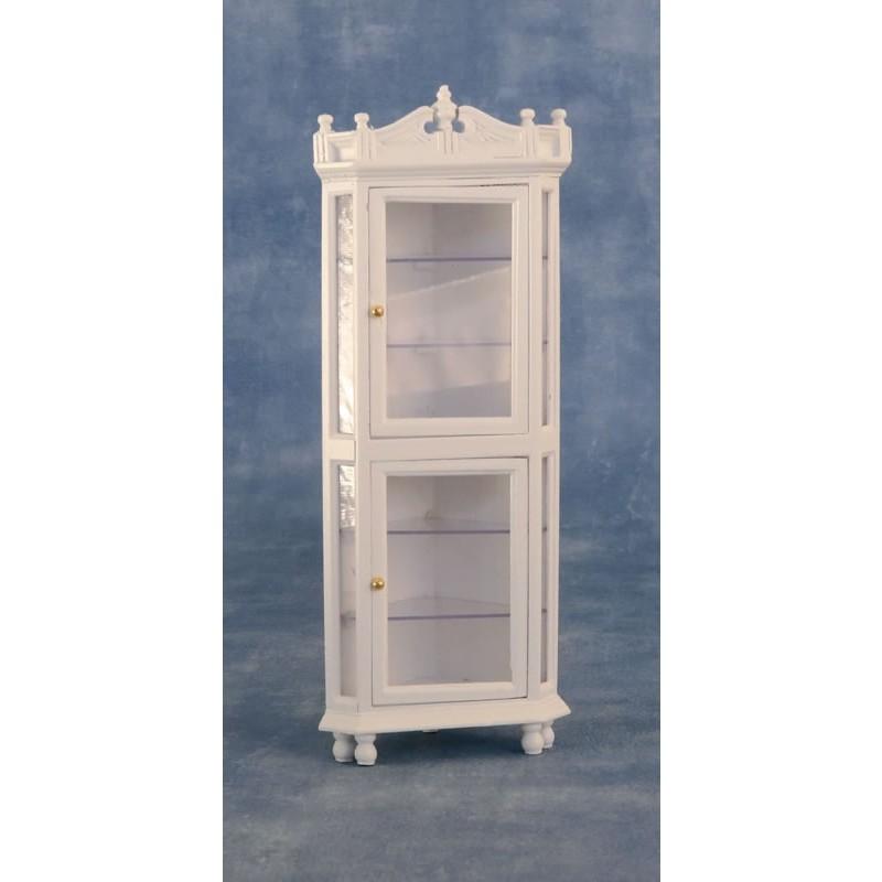 Babettes Miniaturen White Cabinet