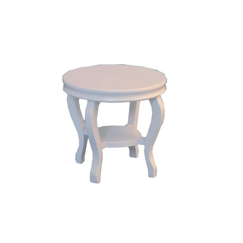 Round Table White