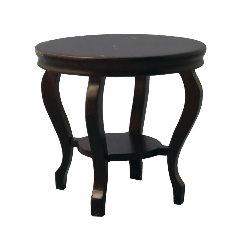 Round Table Black