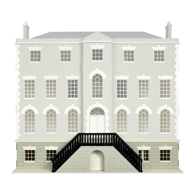 Preston Manor Basement