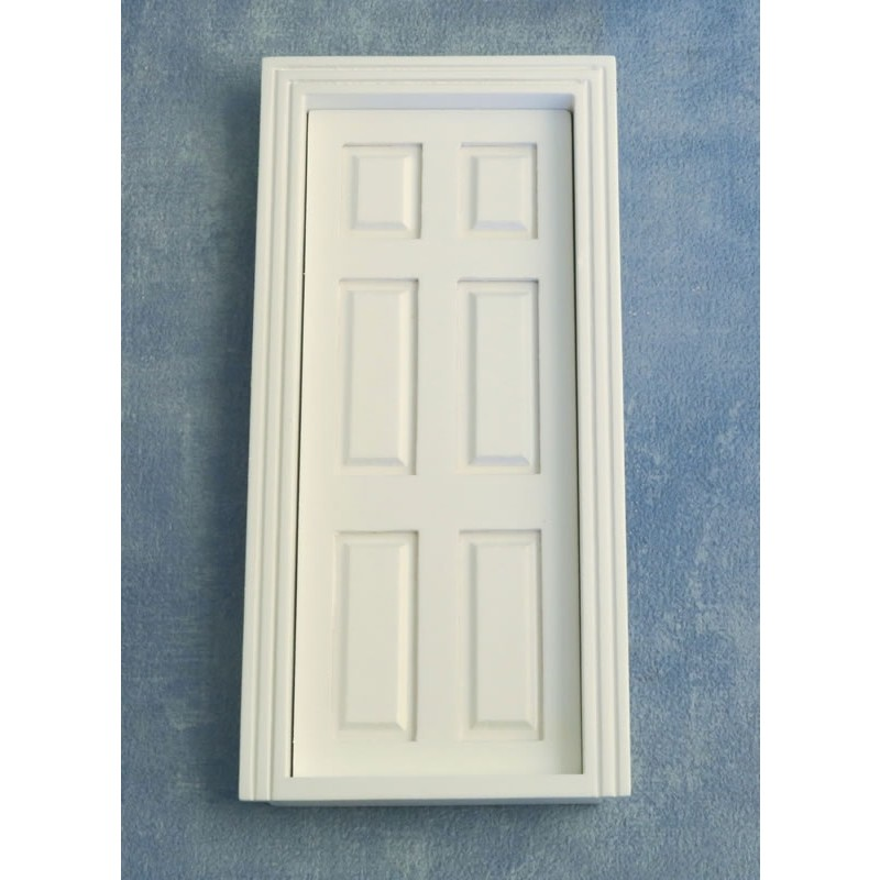 White Internal Door