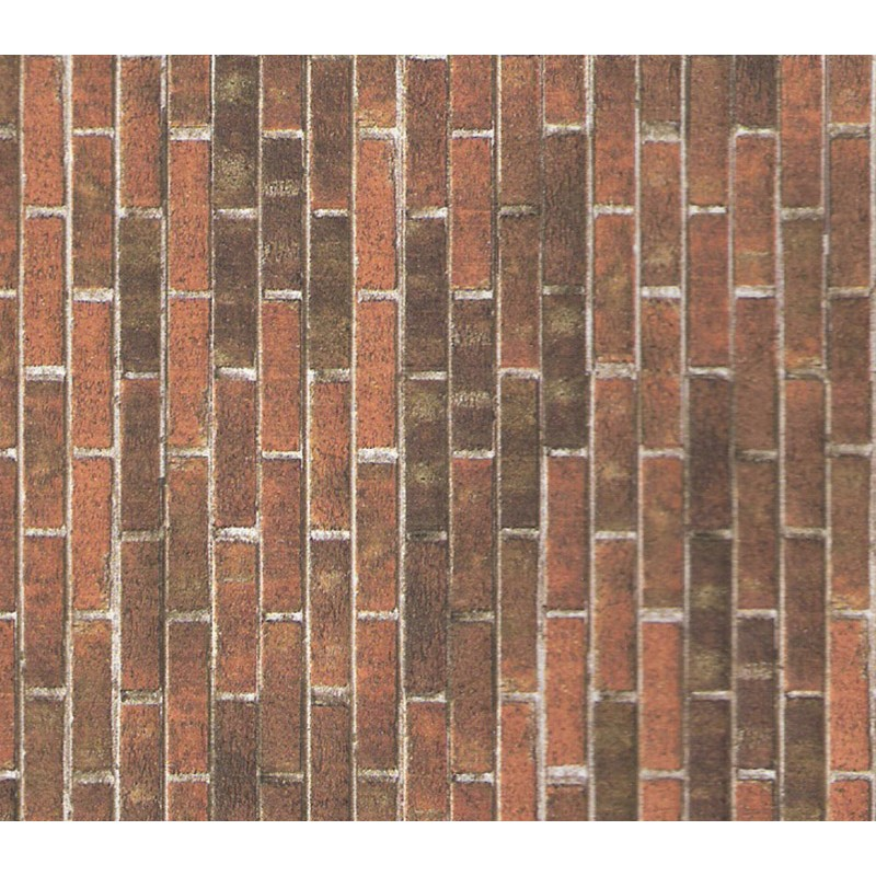 Embossed Dark Brick