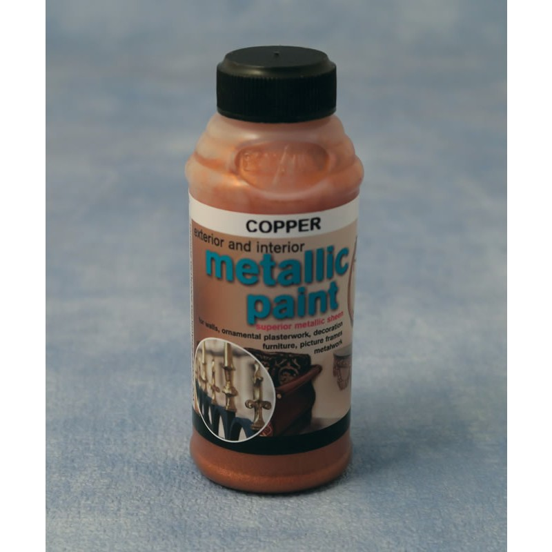 Streets Ahead Copper Metallic Paint 50g