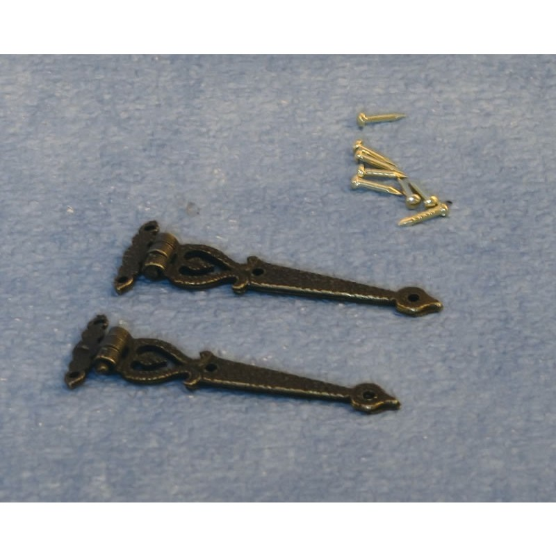 Antique Hinges and Pins