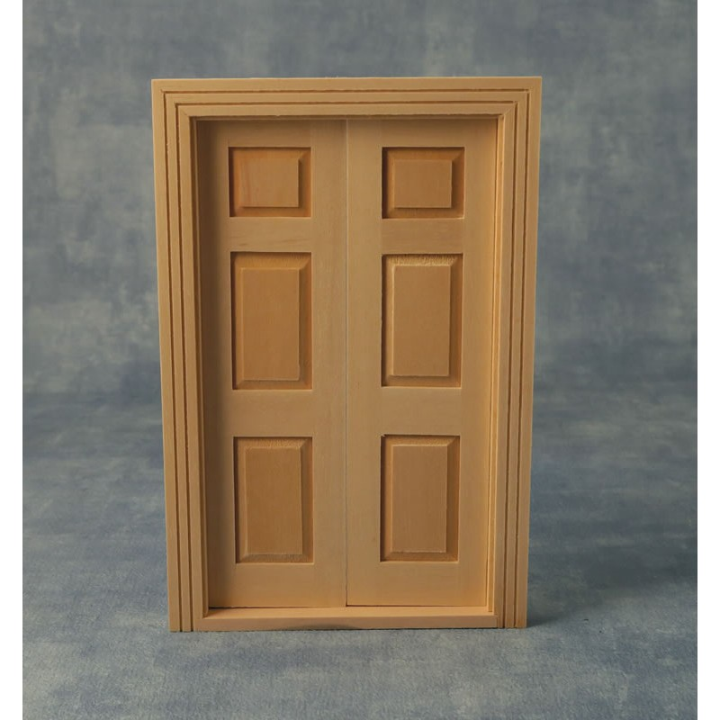 Babettes Miniaturen Classic Double Door