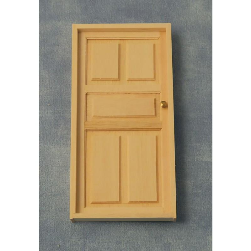 Babettes Miniaturen Apartment Door Victorian