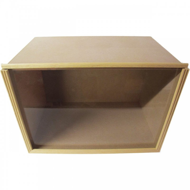 Small Perspex Room Box