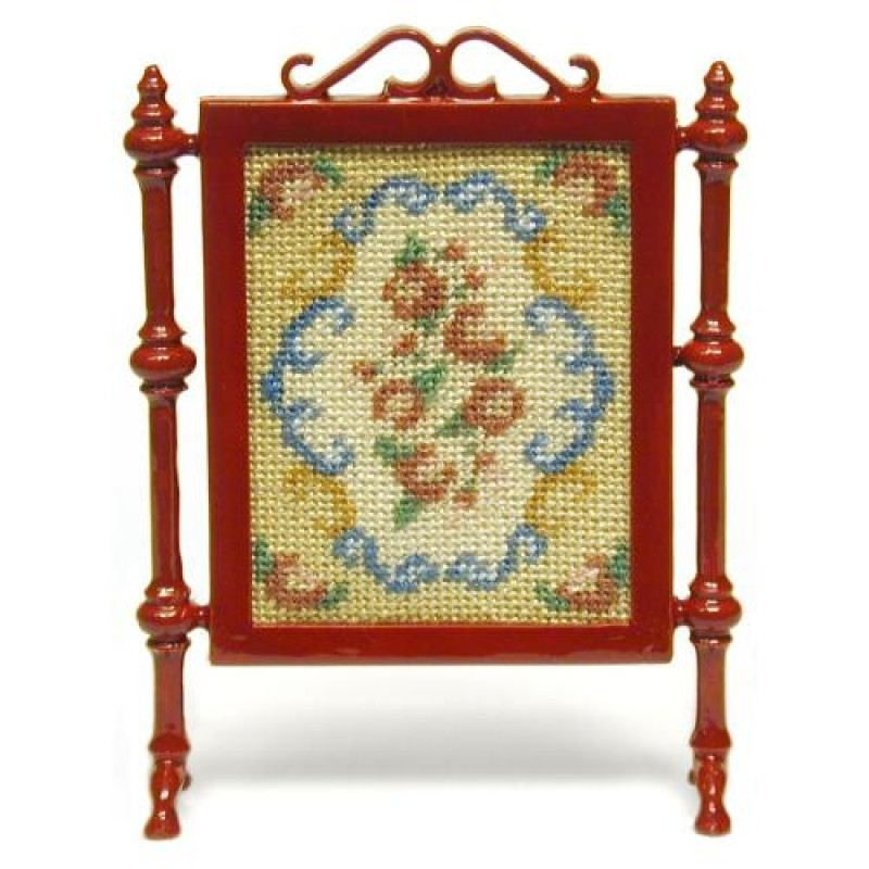 Judith Dolls' House Needlepoint Firescreen Kit
