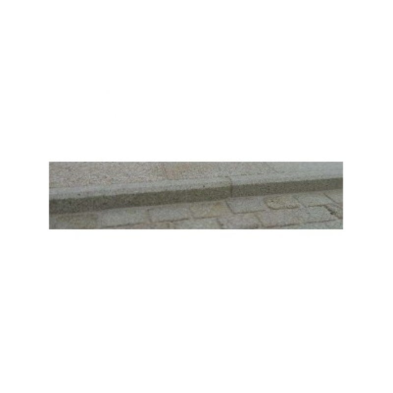 Grey Stone Kerbs, 5 Pack