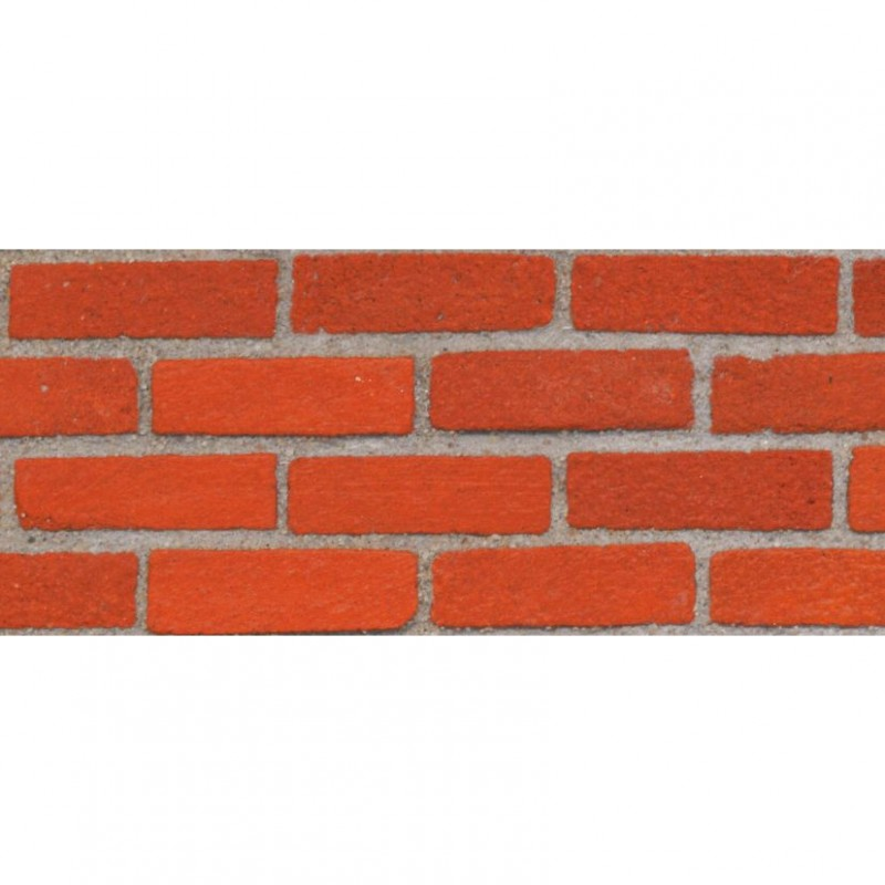 Tudor Red Bricks, 250 Pack