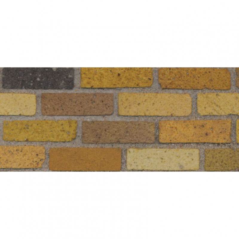 Yellow Stock Bricks, 250 Pack
