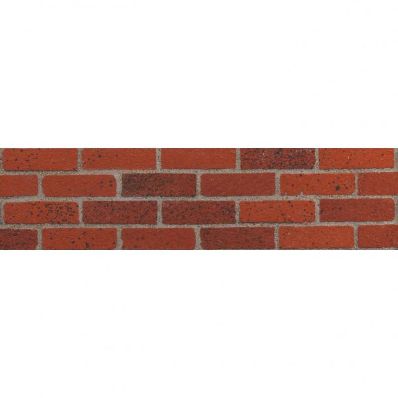 Multi Red Brickslips, 1000 Pack