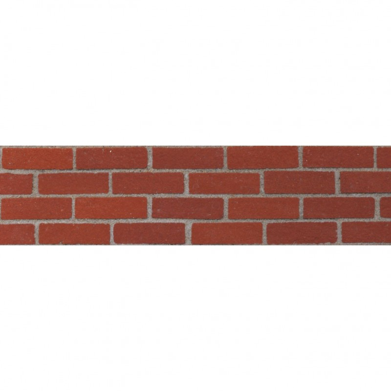 Victorian Red Brickslips, 1000 Pack