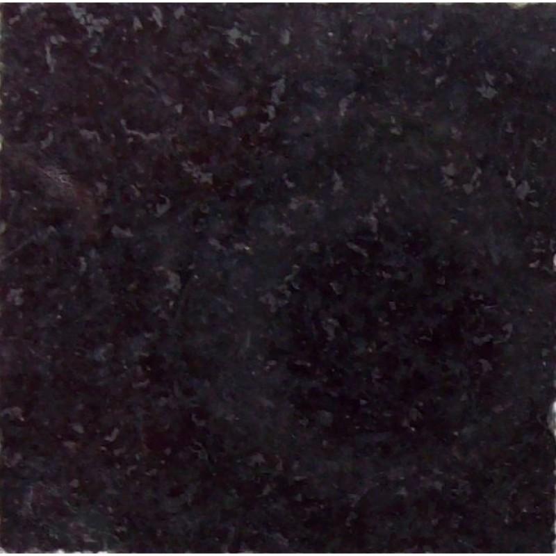 25mm Black Granite Tiles, 25 Pack