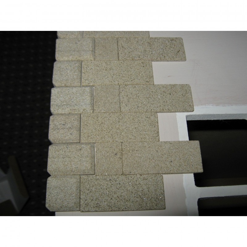 Yellow Sandstone Dressed Stone, Small Pack