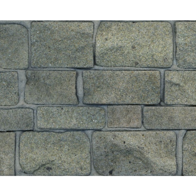 Grey Stone Rough Faced Stone, Large Pack