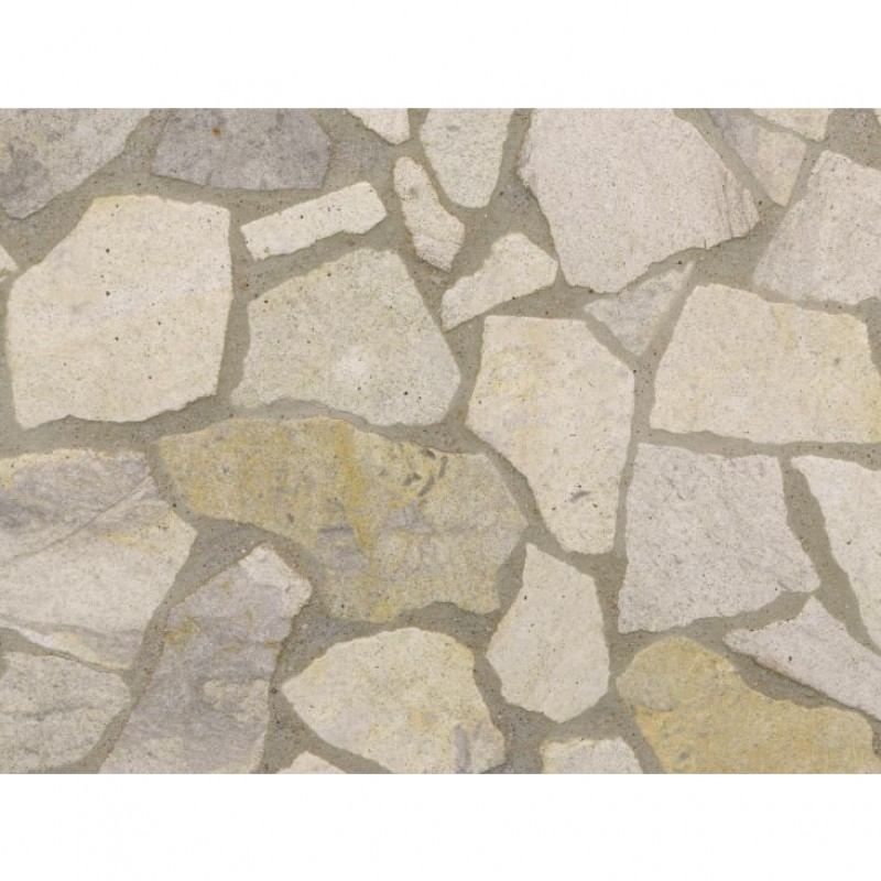 Marl Stone Crazy Paving, Small Pack