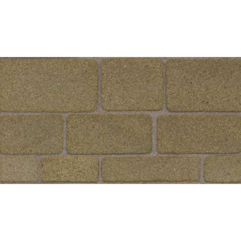 Yellow Sandstone Coursed Stone, Small Pack