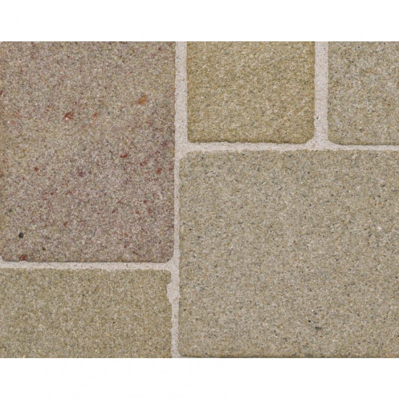Random Grey Flagstones, Large Pack