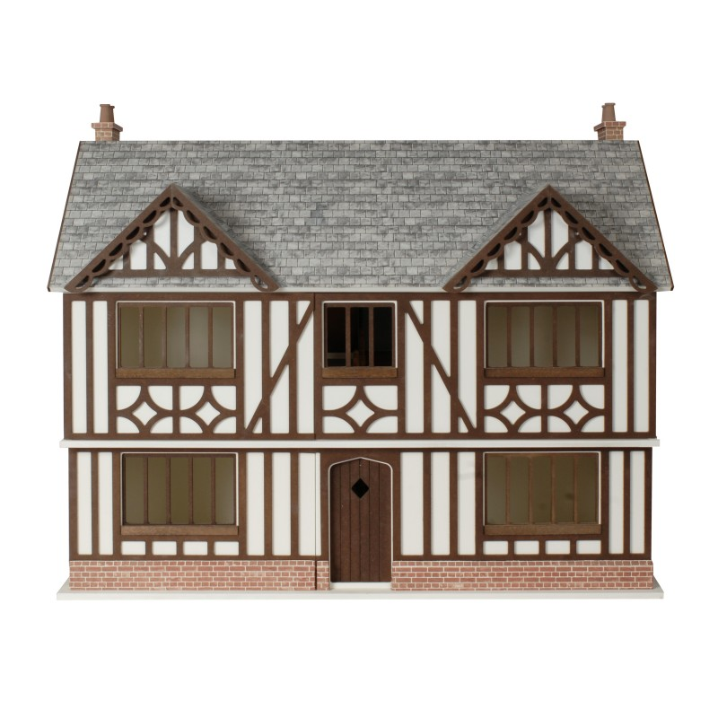 Oak House Dolls' House