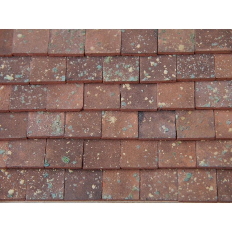 Old Village Weathered Roof Tiles, 50 Pack