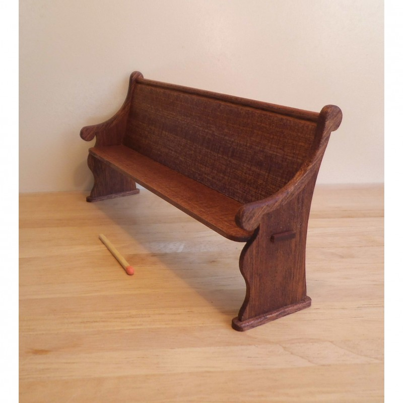 Long Pew Chair