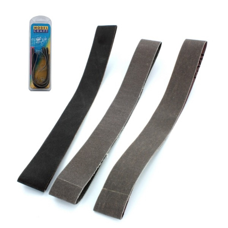 3 Sander Bands 25mm