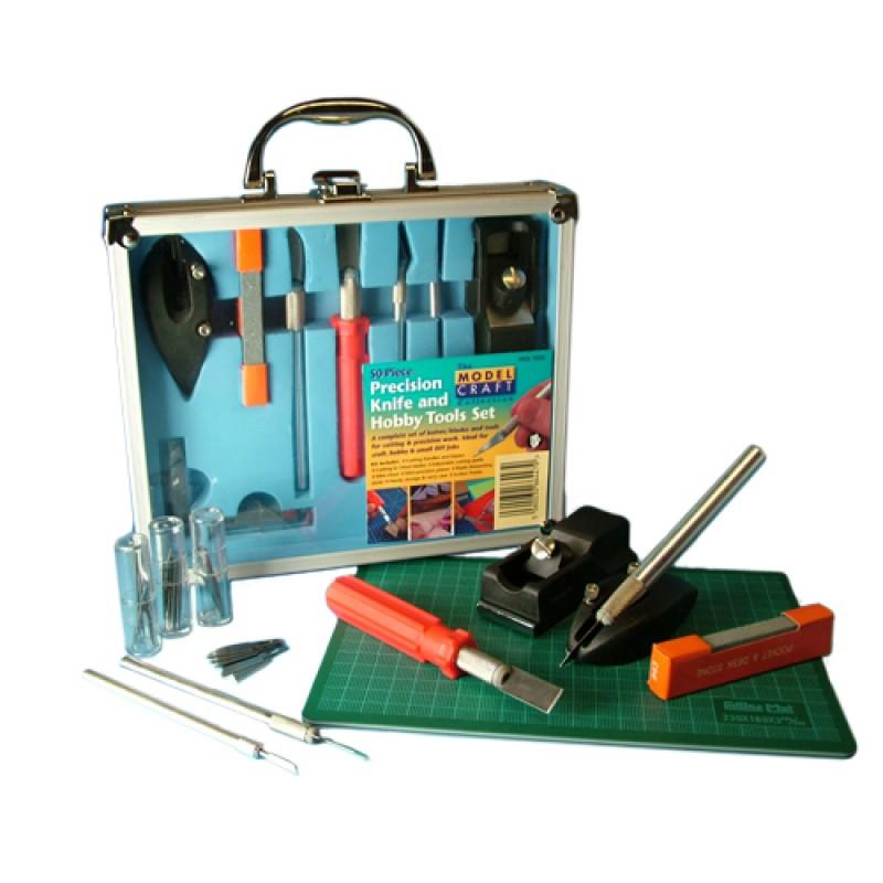 50pc Knife & Tool Set