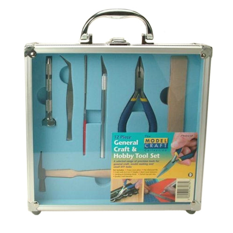 General Craft & Hobby Tool Set