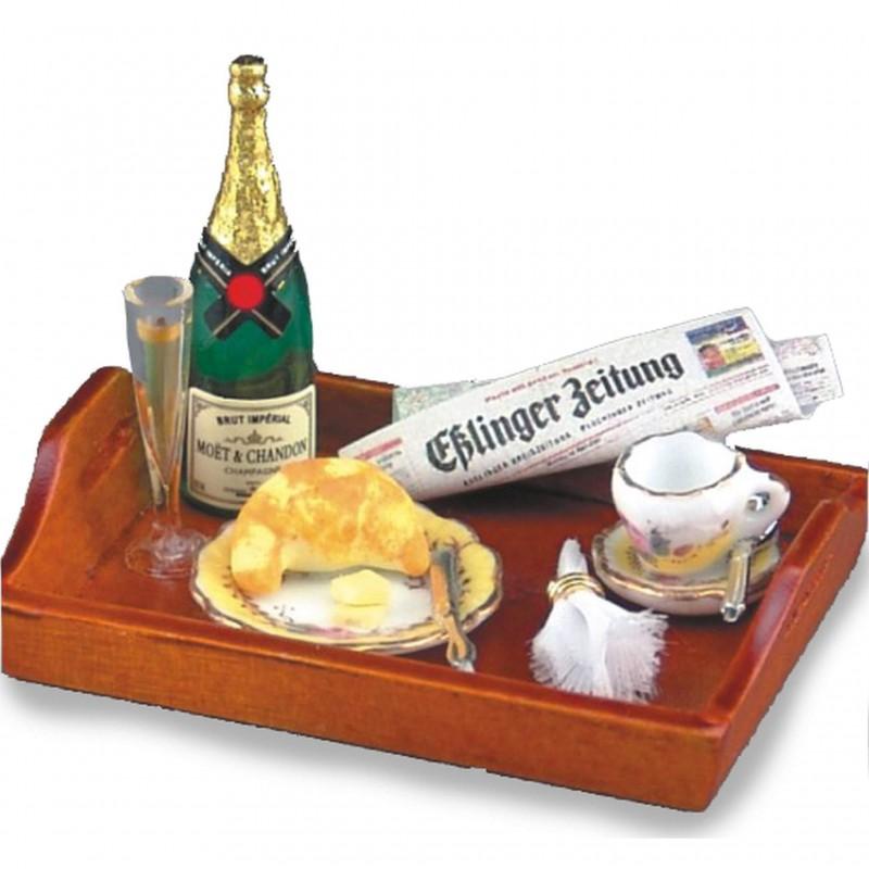 Champage Breakfast Set
