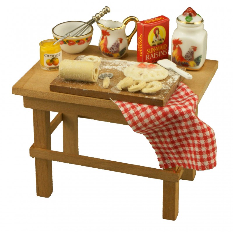 Small Baking Table