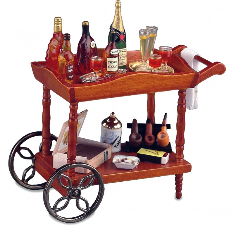 Serving Cart Gentlemen