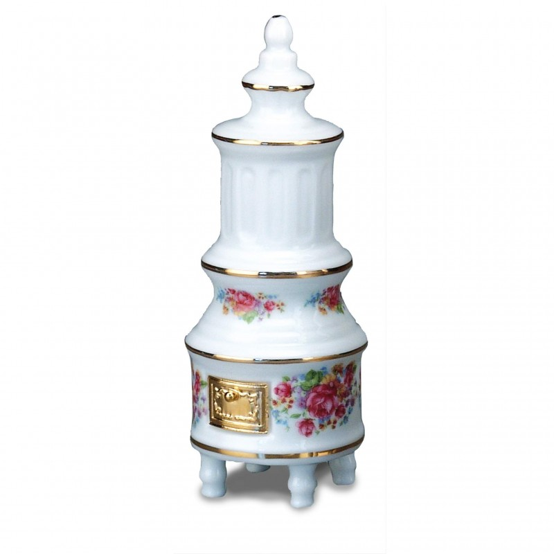 Dresden Rose Bathroom Stove
