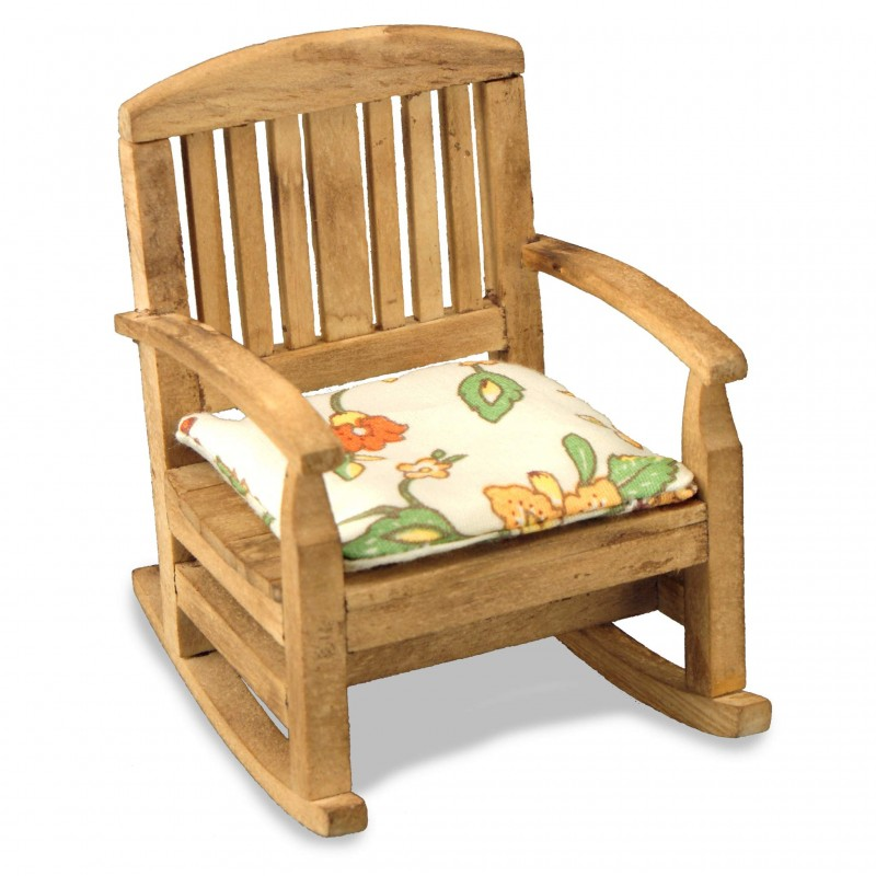Rocking Chair for the Garden