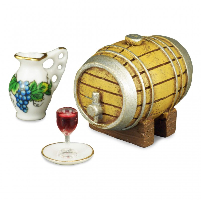 Wine Tasting Set, 3 pieces