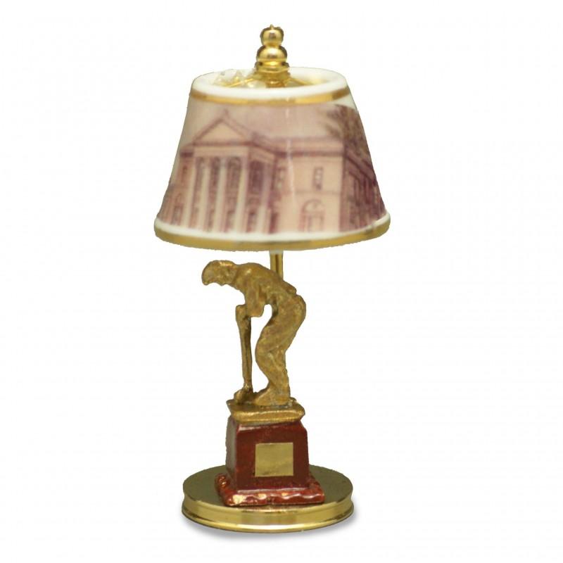 Golf Player Lamp